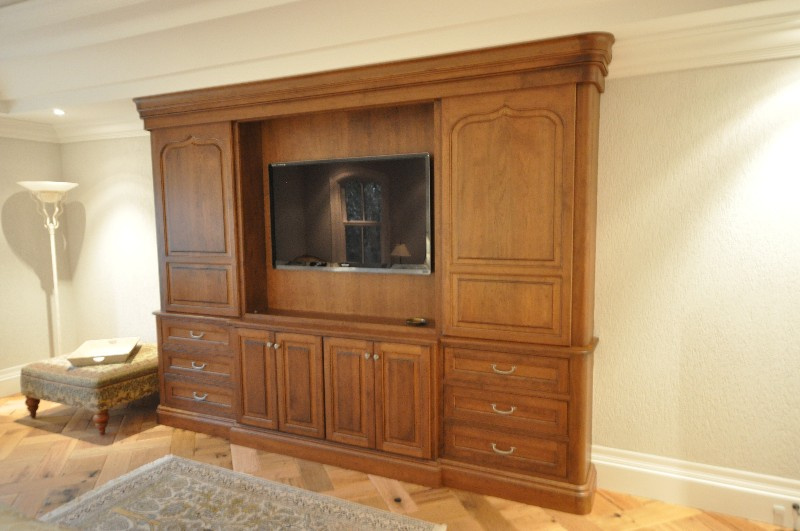 Living/Family Room Wall Units Services - design, manufacture ...
