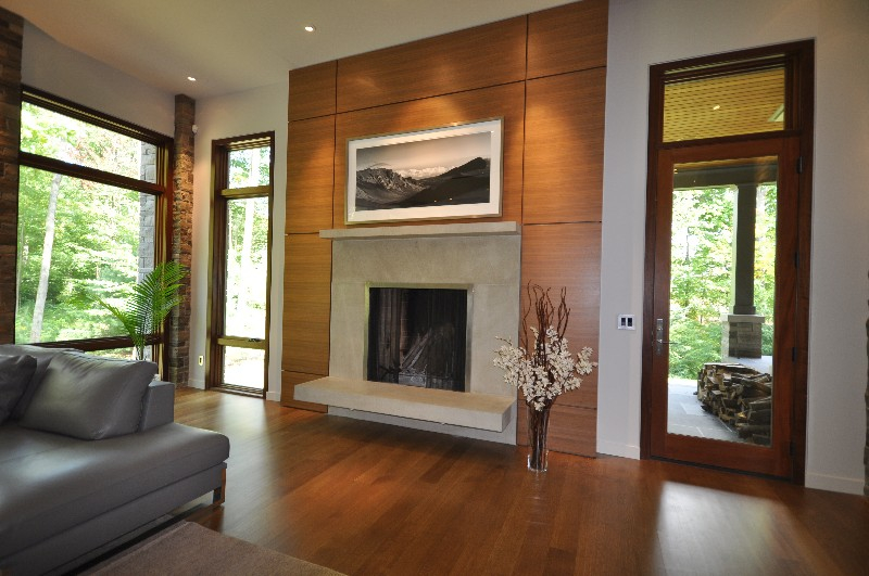 Fireplaces Services - design, manufacture & install cabinetry ...